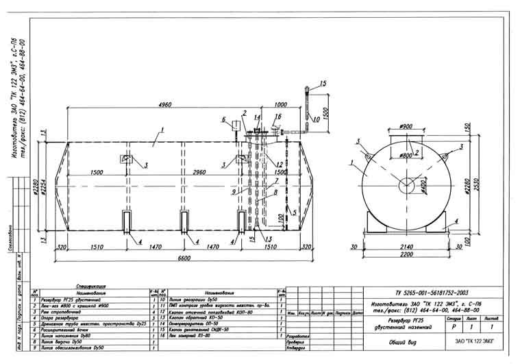 РГСП-25м3 согл. спец. №1 от 25.04.13 к дог.№314/13 от 25.04.13
